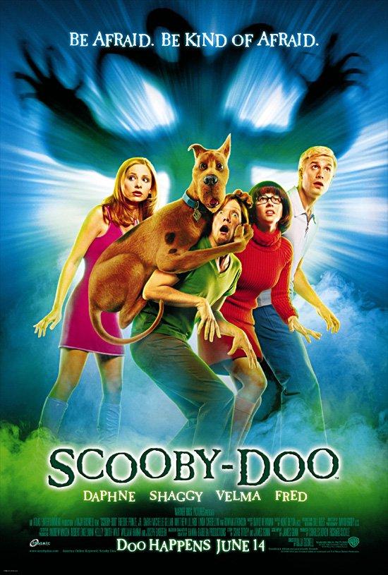 Скуби-Ду / Scooby-Doo{DVDrip}[BDRip 720p]  (2002)
